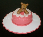 Little Teddy Bear Cake