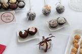 Miss Apple's Sweets; Brigadeiros by Miss Apple; Birmingham UK;